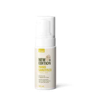 New Edition Foaming Travel Hand Sanitiser 50ml
