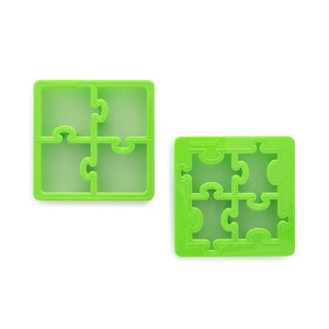 Lunch Punch Puzzle cutters