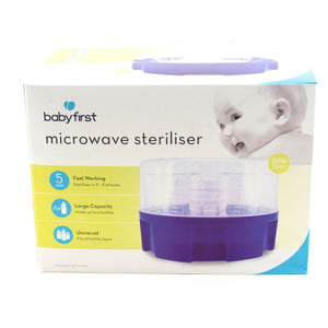 Baby First Microwave Steriliser