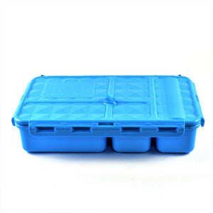 Go Green Food Box - Blue