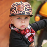 LEOPARD PRINT FRIENDS CAP