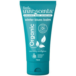 Little Innoscents - ORGANIC VAPOUR RUB BALM 75ML