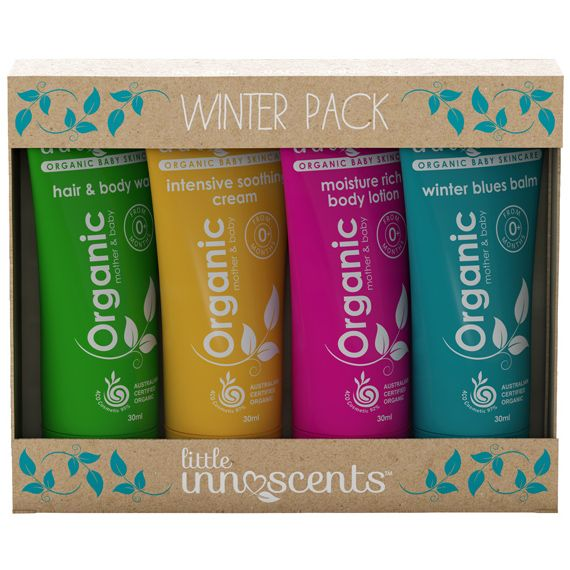 ORGANIC WINTER TRAVEL PACK
