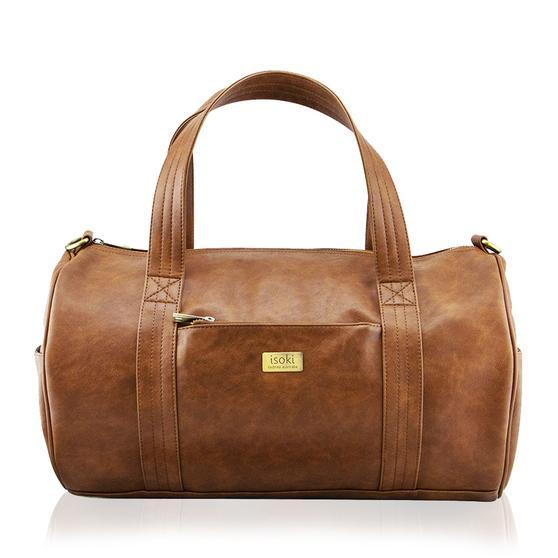 Kingston Duffel Bag - Redwood