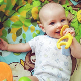 DANCING ELEPHANT TEETHER