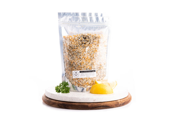 Pepper and Me - Lemon & Herb Crumb - 200gm