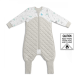 Love to Dream Sleep Suit 2.5tog white