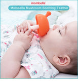MUSHROOM SOOTHING TEETHER