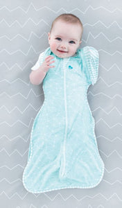SWADDLEUP TRANSITION BAMBOO LITE MINT