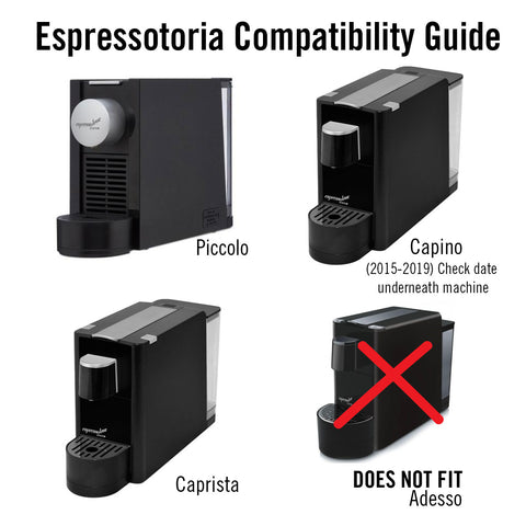 Image of Espressotoria Compatibility Guide