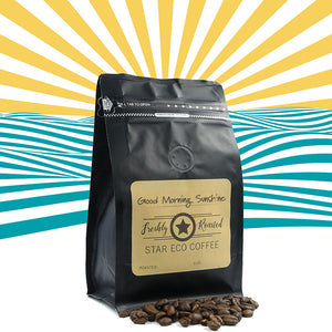 Eco Star fresh coffee - Good Morning Sunshine