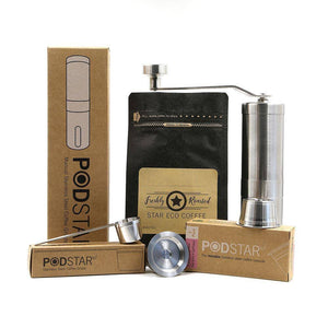 Barista Pack for Aldi K-fee, Caffitaly & Verismo