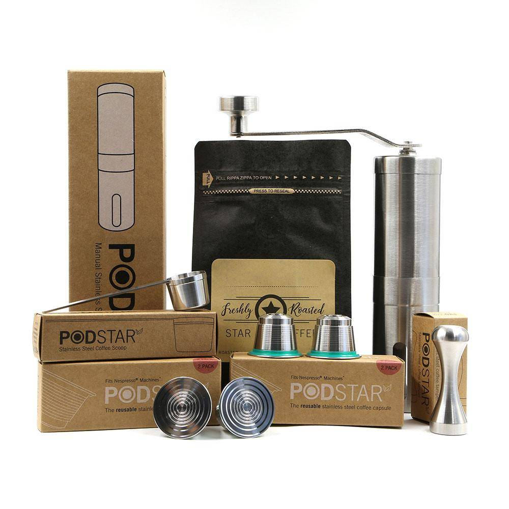 Ultimate Pod Star Pack for Nespresso®
