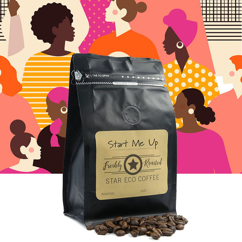 Image of Start Me Up - Indonesian Fairtrade, Organic Blend