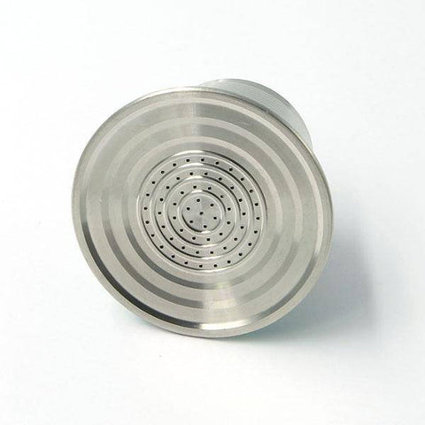 Reusable stainless steel coffee capsule for Nespresso® machines