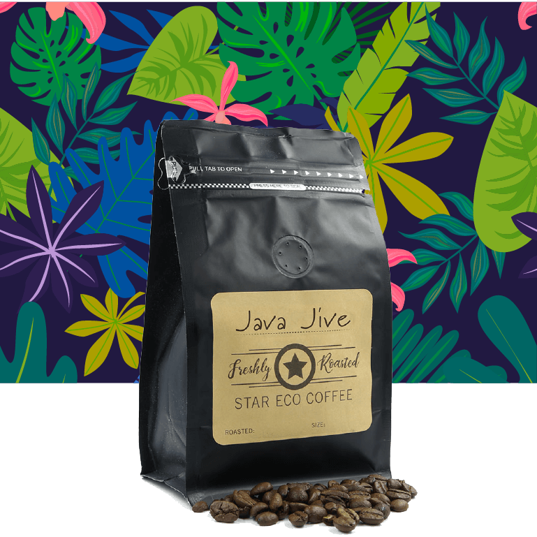 Java Jive - Single Origin Costa Rican Rainforest Alliance
