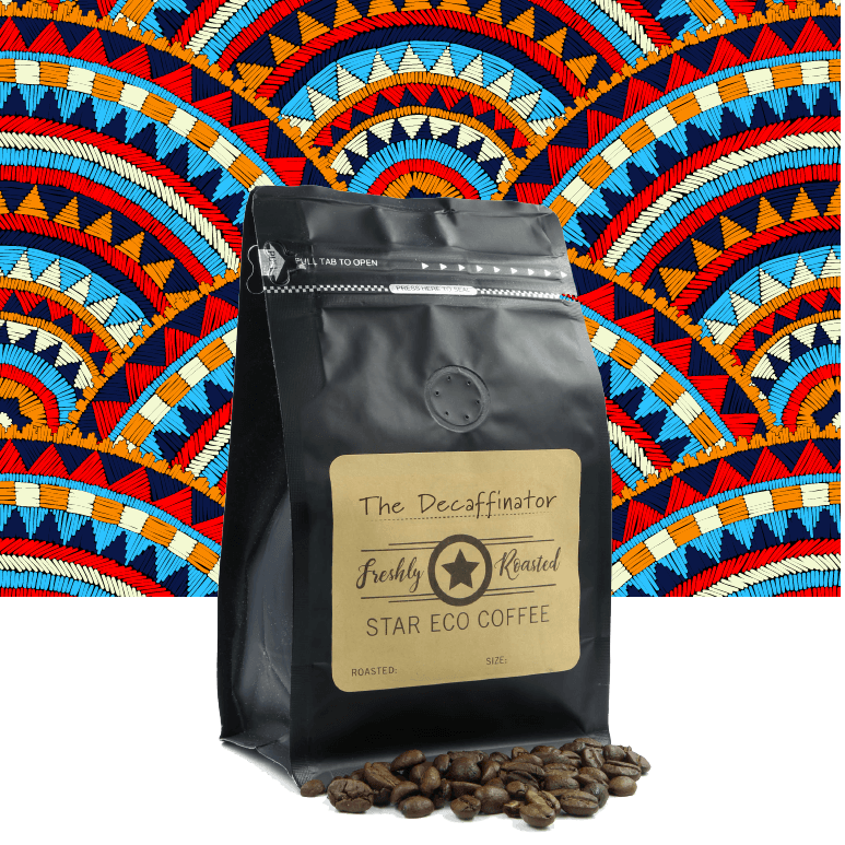 The Decaffinator - Single Origin Peru Fairtrade
