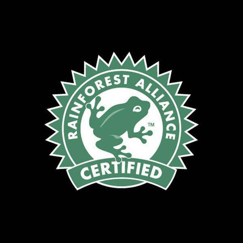 Image of Rainforest Alliance Star Eco Coffee