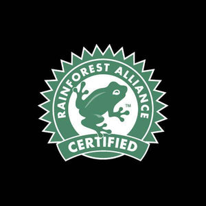 Rainforest Alliance Star Eco Coffee