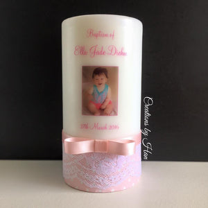 Custom Candle Small