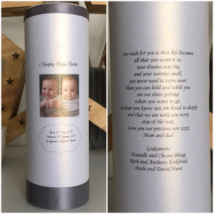 Custom Candle Large