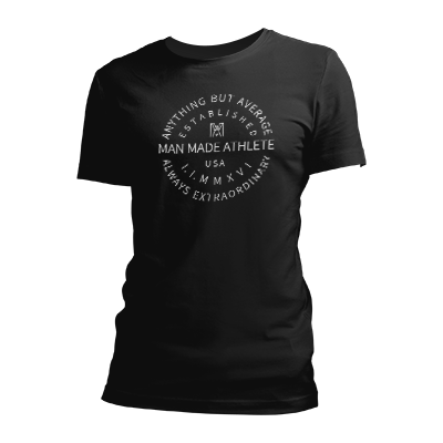 Anything But Average Unisex Tee