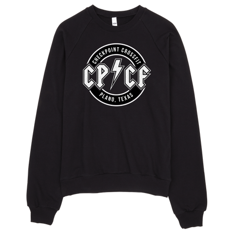 Check It Off Unisex Raglan Sweatshirt