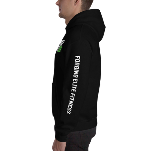 Option 2: Black Hoodie