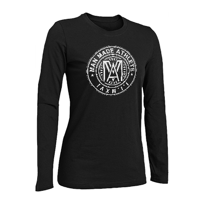 Man Made Seal Long Sleeve Tee