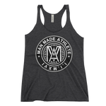 Man Made Seal Racerback Tank