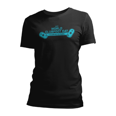 World Clubfoot Day Unisex Tee II