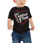 Clubfoot Strong Baby Tee