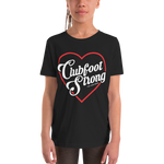 Clubfoot Strong Youth Tee