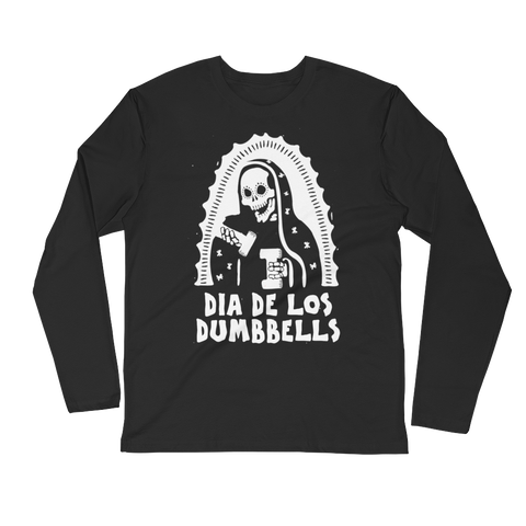 Day of the Dumbbells Long Sleeve Tee