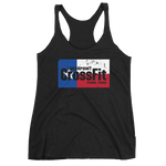 Women's Texas Flag Racerback Tank
