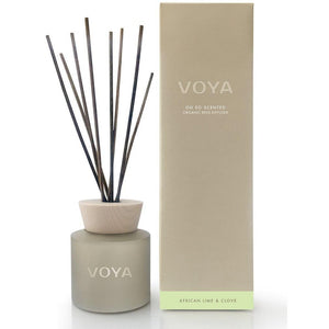 VOYA Diffuser - African, Lime & Clove - Kate's Kitchen