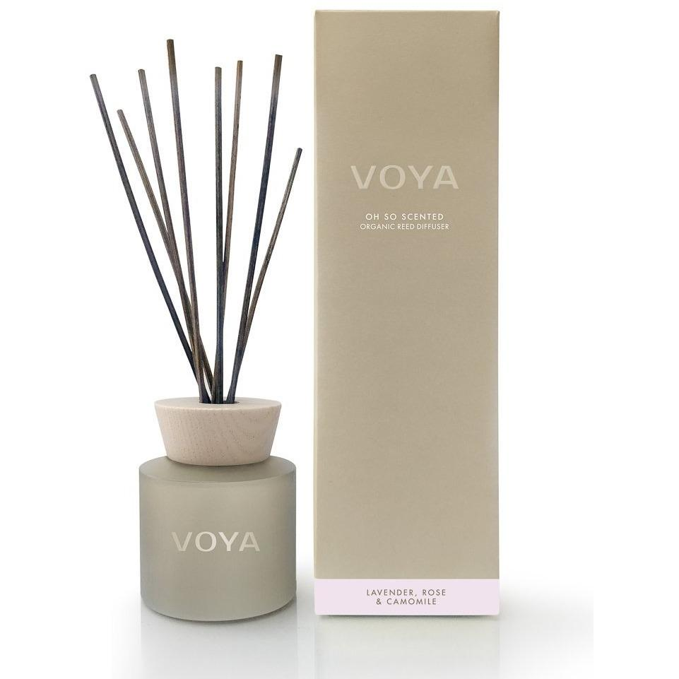 VOYA Diffuser- Lavender, Rose & Camomile - Kate's Kitchen