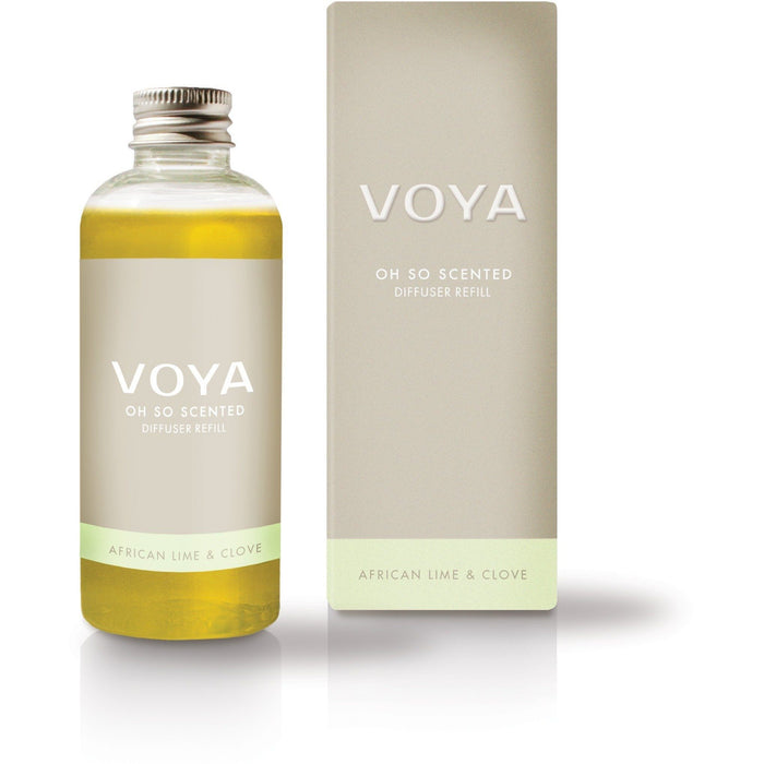 Voya Diffuser Refill - African, Lime & Clove - Kates Kitchen