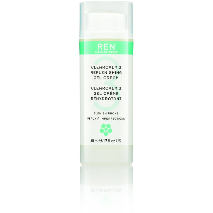 Ren Clear Calm 3 - Replenishing Gel Cream - Kates Kitchen