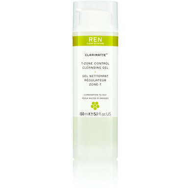 Ren Clarimatte - T Zone Control Cleansing Gel - Kate's Kitchen