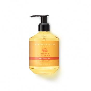 Crabtree & Evelyn Citron Coriander Hand Wash - Kate's Kitchen