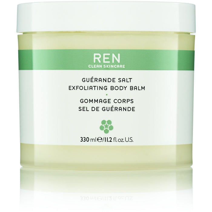 Ren Guerande Salt Exfoliating Body Balm - Kates Kitchen