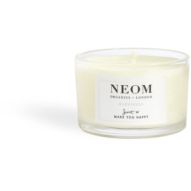 Neom Organics - Happiness Scented Travel Candle - Kate's Kitchen