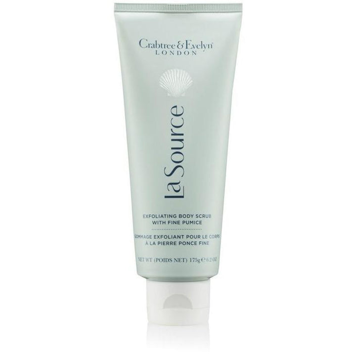 Crabtree & Evelyn - La Source - Exfoliating Body Scrub - Kate's Kitchen