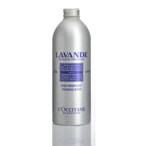 L'Occitane - Lavender Foaming Bath - Kate's Kitchen