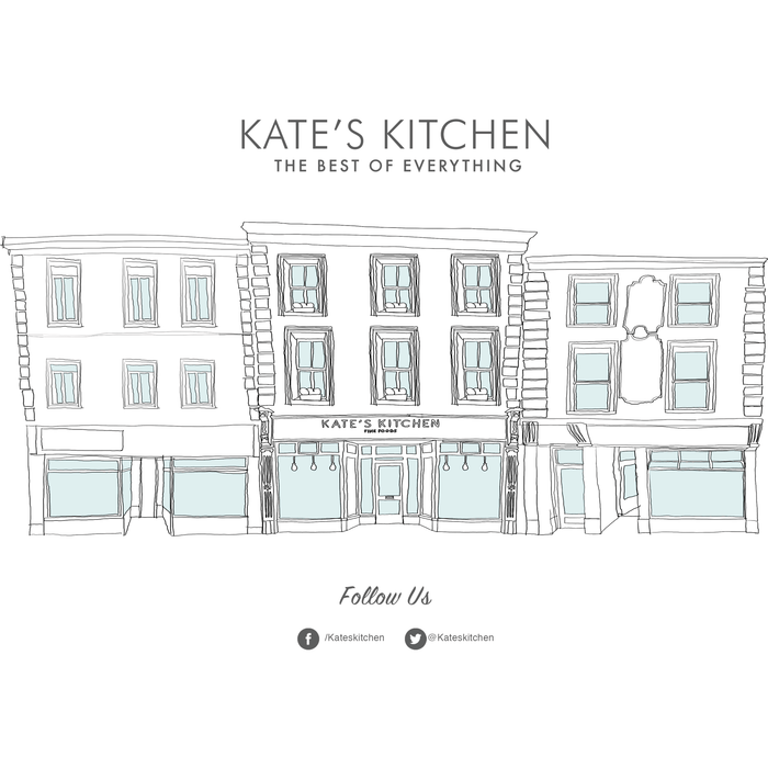 Gift Voucher €25 - Kate's Kitchen