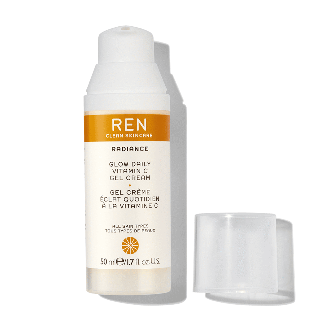 REN Glow Daily Vit C Gel Cream - Kate's Kitchen