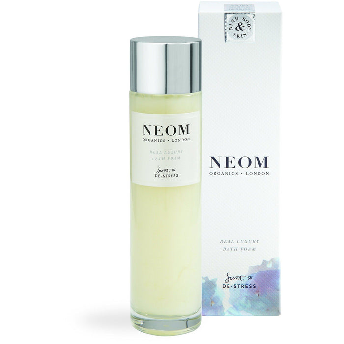Neom Organics Real Luxury Bath Foam - Kates Kitchen