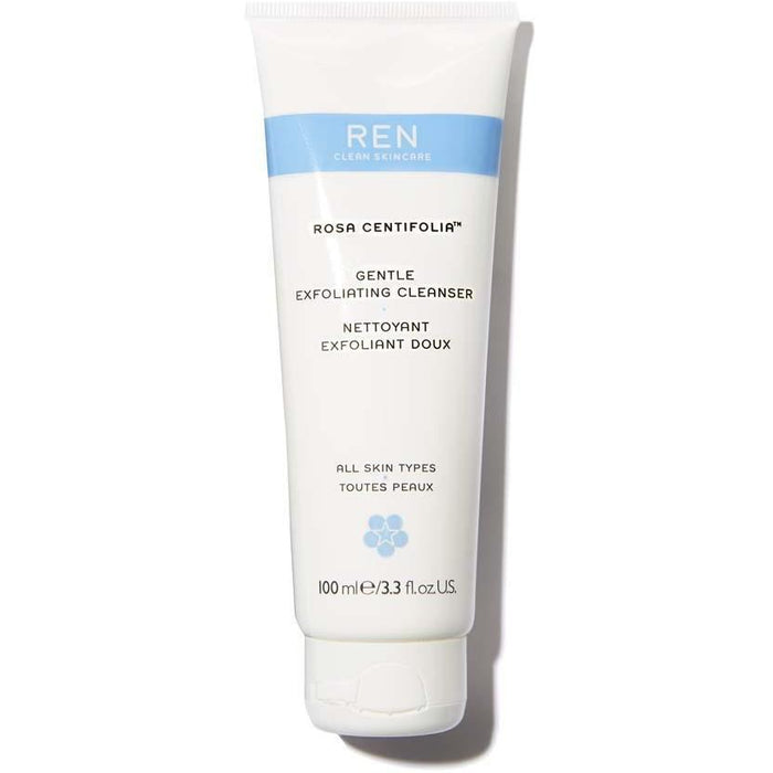 Ren Rosa Centifolia - Gentle Exfoliating Cleanser - Kates Kitchen