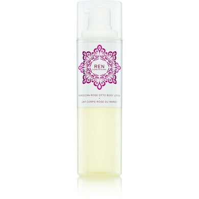 Ren Moroccan Rose Otto - Body Lotion - Kate's Kitchen